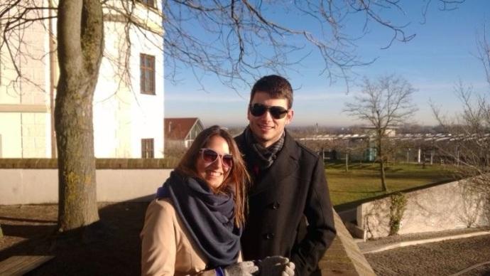 Aroa y Felix - Freising Dom